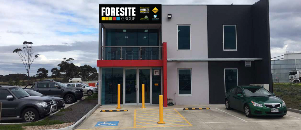Foresite Training- Contact our Head office