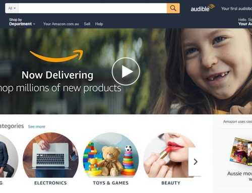 Amazon marketplace launches in Australia – Get Trained for a career in Logistics